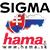 Oficiálny distribútor značky Sigma